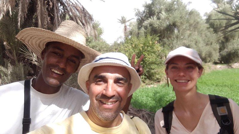 Maison d hôtes chez Abdelmajid, vacation rental in Ait Iaaza