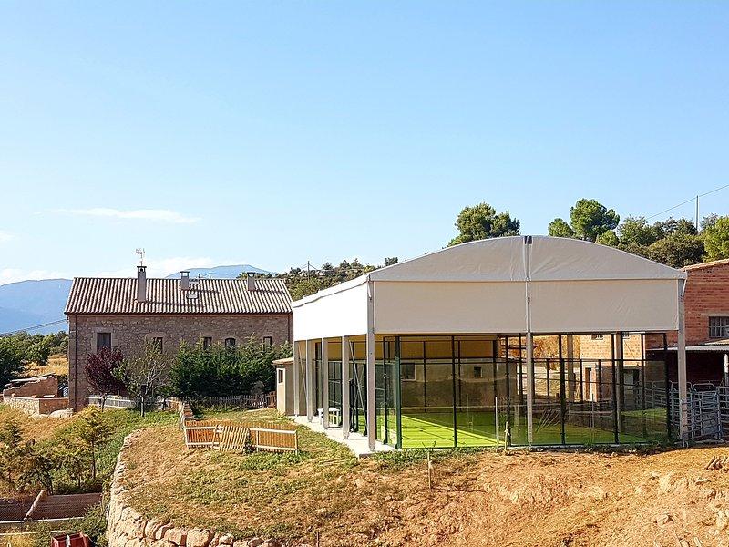 El Puig de Fonollet, holiday rental in Clariana de Cardener