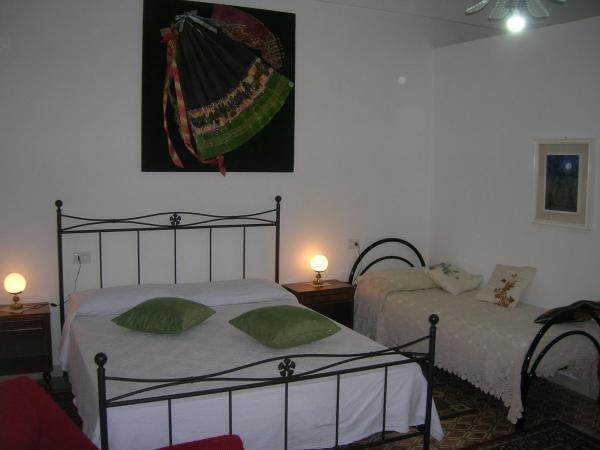 BB La Bicocca (stanza 2) 3 posti letto+bagno privato, holiday rental in Sennori