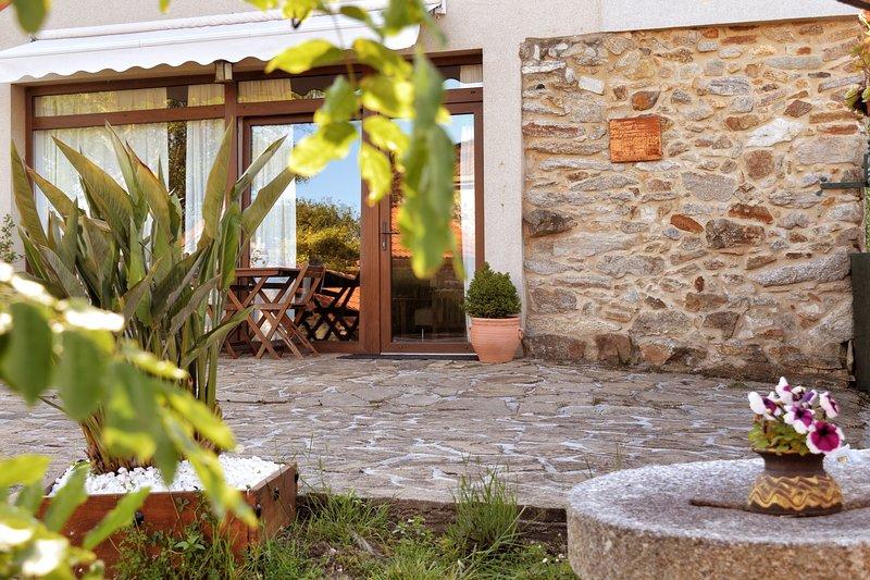 Casa Vacacional en A Costa da Morte Galicia, location de vacances à Ponteceso