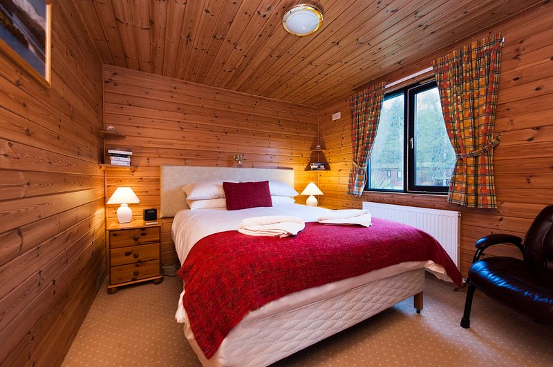 Sandwood Lodge, Rowardennan, Loch Lomond Scotland, aluguéis de temporada em Arrochar