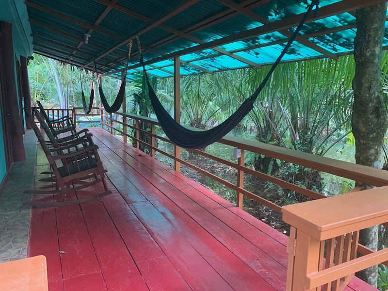 Cabinas Indigenas Drake, vacation rental in Corcovado National Park