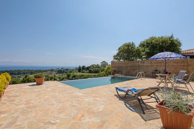 David's Villas - Villa Angela, holiday rental in Vasilikos