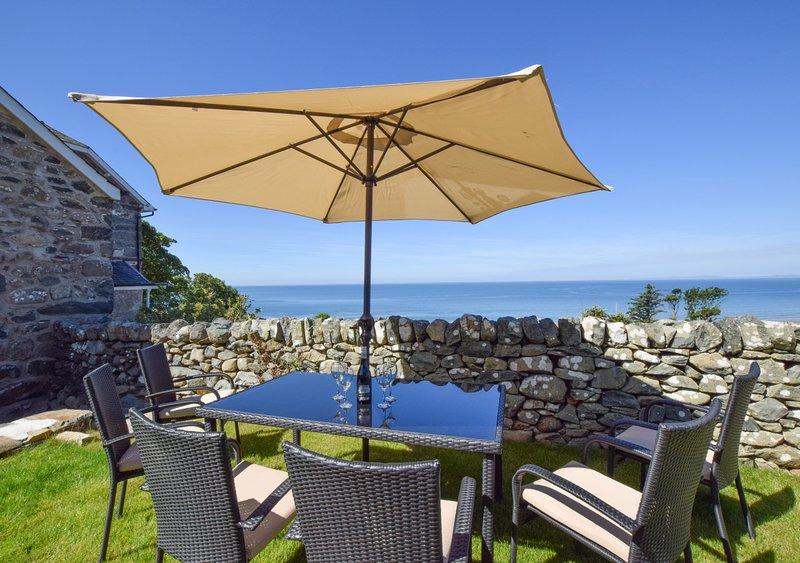 Bwthyn Hendreclochydd, vacation rental in Llanaber