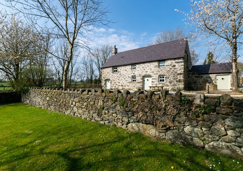 Bwthyn Penarth Fawr, vacation rental in Chwilog