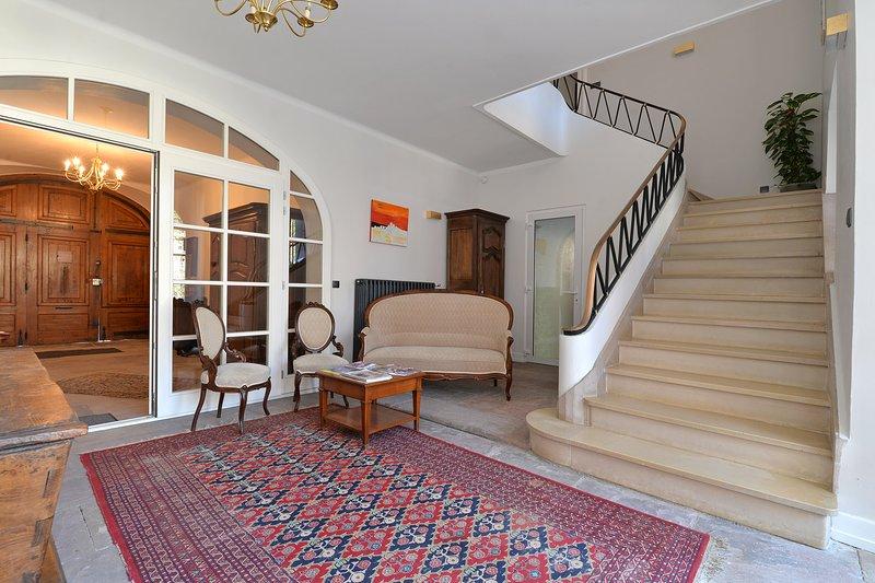 Appartement Louis XIV ***** Marquisat de Vauban, holiday rental in Neuf-Brisach