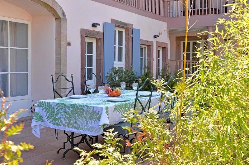 Appartement Montesquieu ***** Marquisat de Vauban, holiday rental in Neuf-Brisach