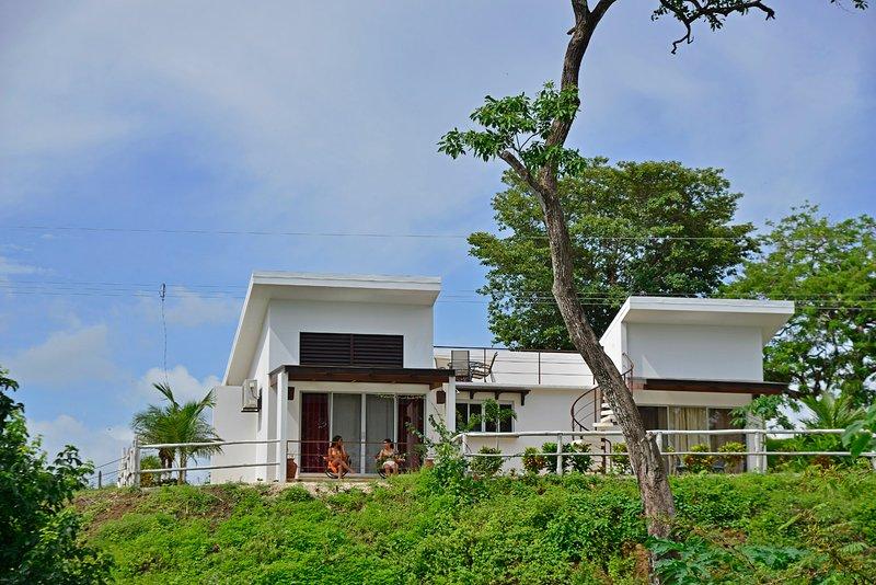 Natural Sense House, holiday rental in Santa Cruz