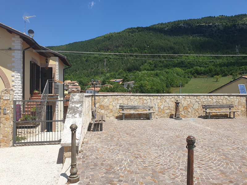 la Casina Bella, holiday rental in Scoppito