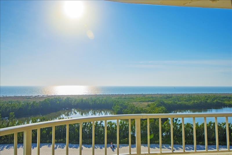 Balcony Views of Tigertail Beach