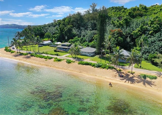 Magical Anini Beachfront / DISCOUNTED 2020 rates with Easy Cancel  TVNC#1362, alquiler de vacaciones en Kilauea