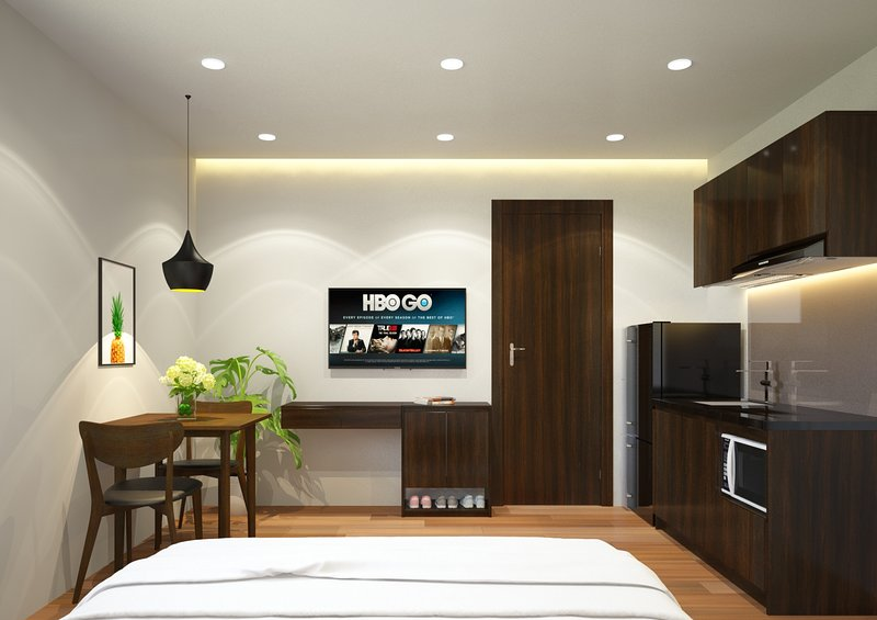 Lento Aparthotel - Most Livable & Affordable Serviced Apartments Company, vacation rental in Da Nang