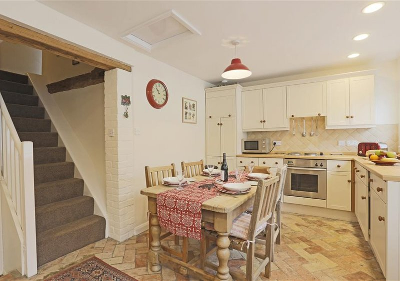 Anchor Cottage, holiday rental in Waldringfield