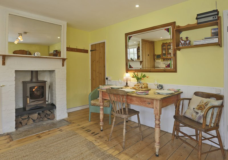 Chapel Cottage, holiday rental in Blyford