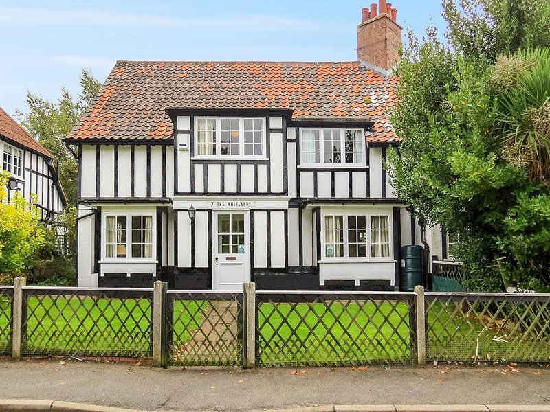 7 Whinlands, holiday rental in Thorpeness