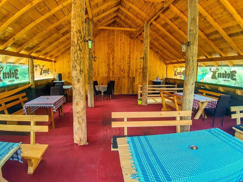 Camp Sutjeska, vacation rental in Foca