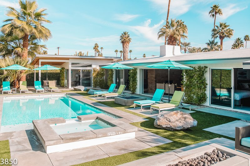 Champagne Dream, holiday rental in Palm Springs