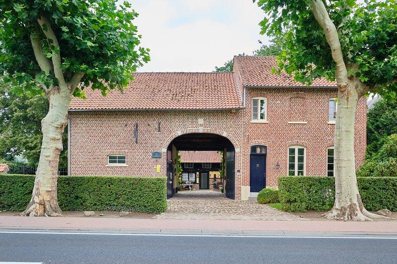 Hof ter Wallen, location de vacances à Sint-Truiden