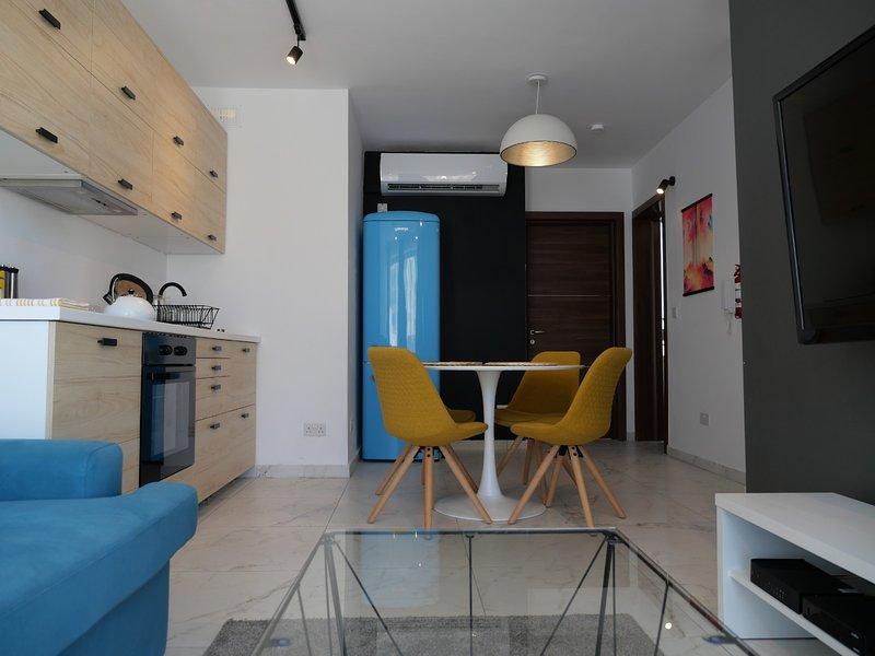 Tal-Gebla Penthouse - Gzira Designer Penthouse, aluguéis de temporada em Il Gzira