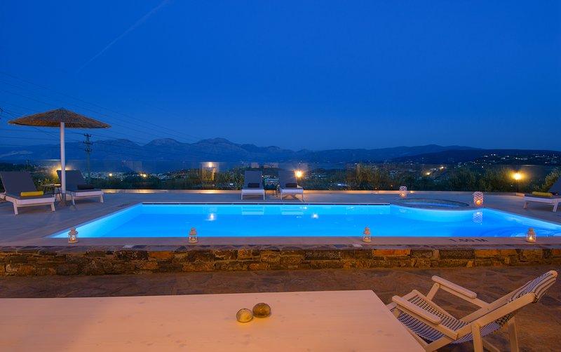 VILLA ENIGMA, holiday rental in Choumeriakos