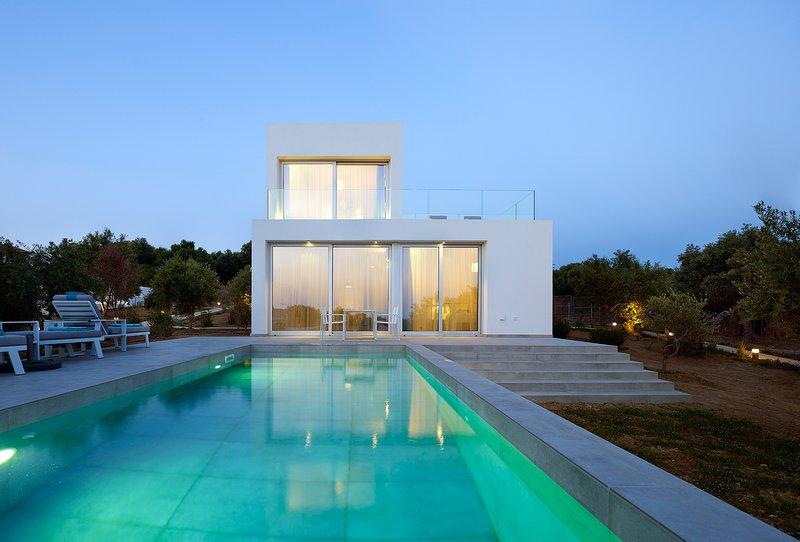 KALYPSO RESIDENCE minimalist luxury villas with private pools, location de vacances à Pylos-Nestor