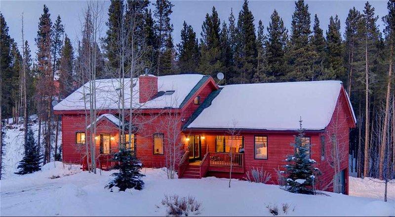 Snowy River Retreat, holiday rental in Breckenridge