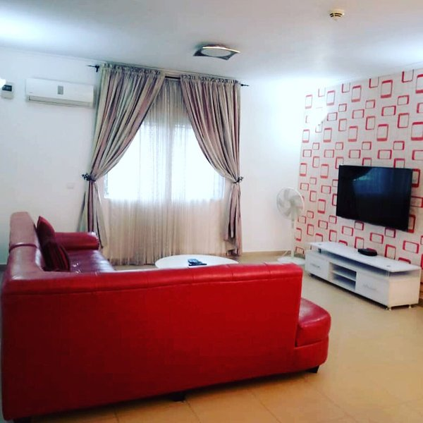 Goosepen Apartment, holiday rental in Lagos State