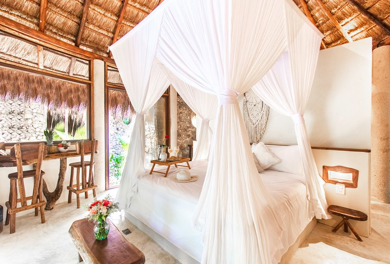 Eco Aldea Itzamna UPDATED 2019: 1 Bedroom Cabin in Tulum ... on sumeer homes, samantha homes, bella homes, minnie homes, katie homes, victoria homes, rocky homes,