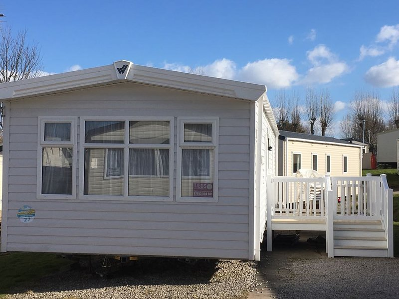Tiggs 3 bedroom self catering holiday home, holiday rental in Blackpool