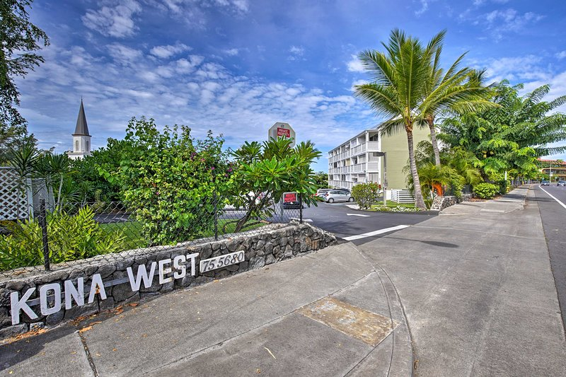 Situated in Kona West, you'll be close to the area's best attractions!