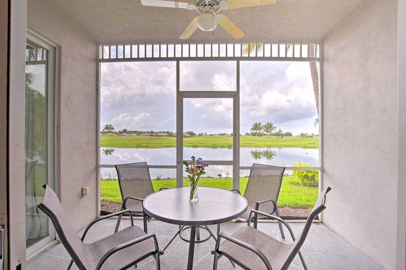 Lely Resort Condo w/Golf Course & Pool Access, aluguéis de temporada em Lely Resort