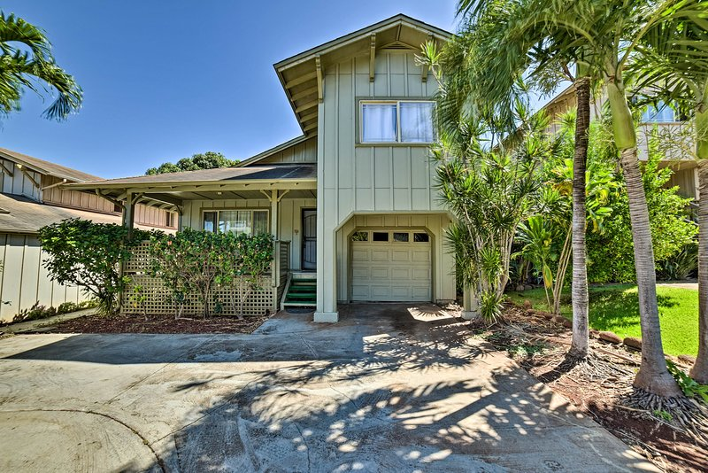 Embarquez pour une merveilleuse escapade à Maui dans cette belle maison de location de vacances.