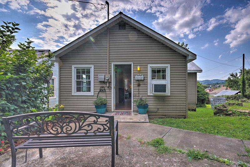 A private getaway awaits at this Bristol vacation rental home.