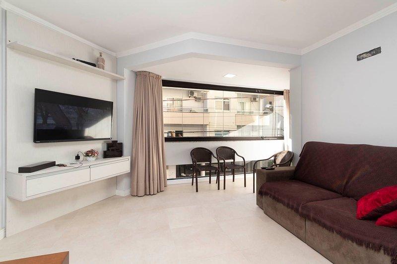 Aluguel Apartamento 2 quartos sendo 1 suíte Itapema/SC, casa vacanza a Canelinha
