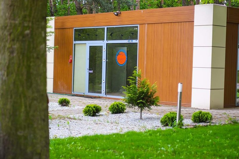 Camp4U Camp &Resort for Wroclaw, holiday rental in Sobotka