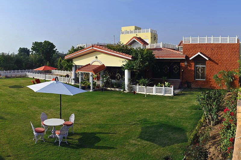Colonels Cottage by Vista Rooms, aluguéis de temporada em Jodhpur