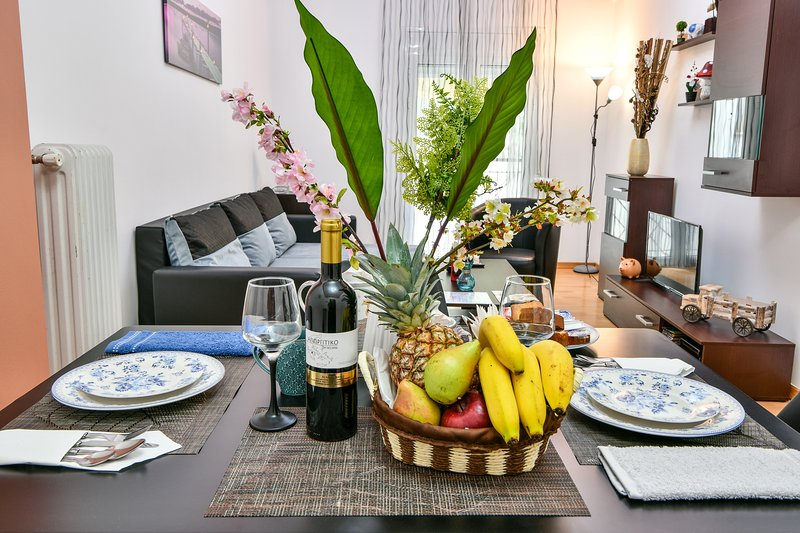 MANOLITOS. Quiet and fully renovated apartment, vacation rental in Athens