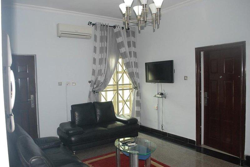Crown Apartment, casa vacanza a Lagos