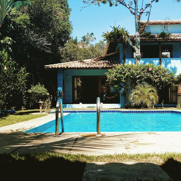 Guest House Vila Royale, Ferienwohnung in Porto Seguro