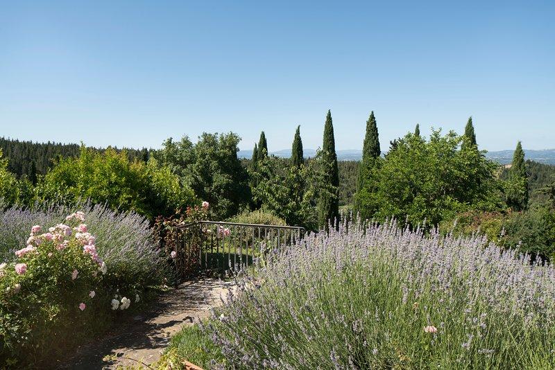 Villa MARCIANO, vacation rental in Barberino Val d'Elsa