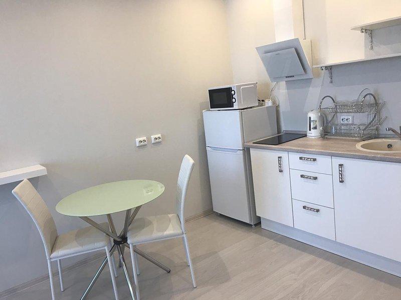 Аквамарин апартаменты, casa vacanza a Krasnodar