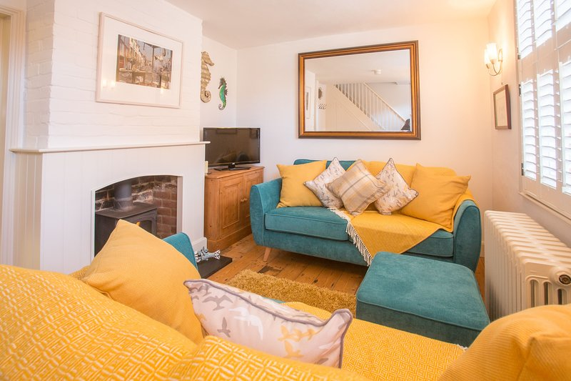 Pugwash Cottage, vacation rental in Aldeburgh