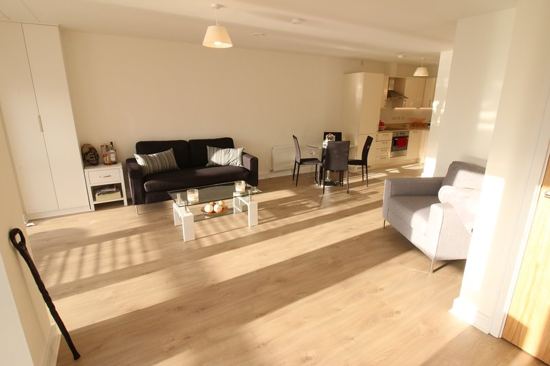 Luxury Ensuite Penthouse Apartment, holiday rental in Hollywood