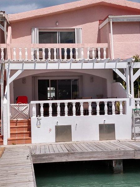 Villa North Shore, location de vacances à Antigua et Barbuda