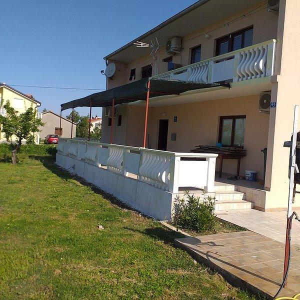 One bedroom apartment Ljubač, Zadar (A-16658-a), holiday rental in Ljubac