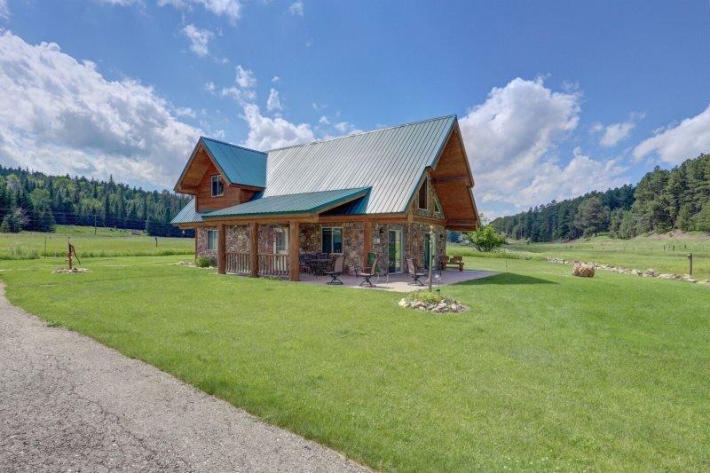 Elk Creek Retreat, location de vacances à Piedmont