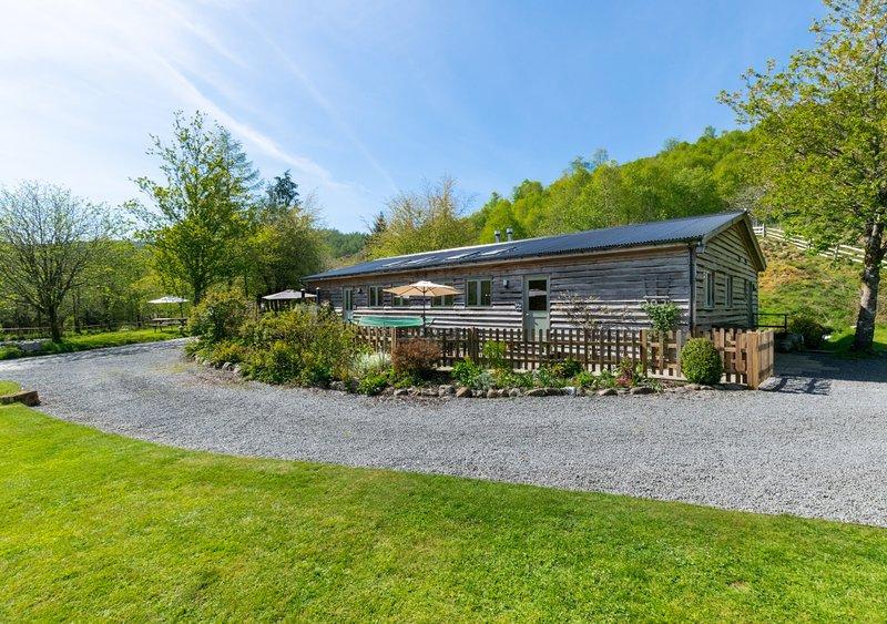 Bwthyn y Biga, casa vacanza a Llangurig