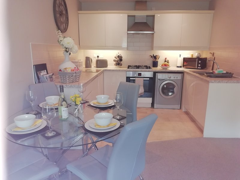 Column Mews Apartment, vacation rental in Alnwick