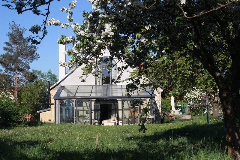 romantic cottage - Double room, casa vacanza a Usti nad Labem Region