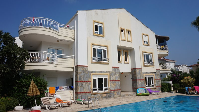 VICTORIA  RESIDENCE, holiday rental in Manavgat